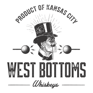 West Bottoms Whiskey Co. Logo